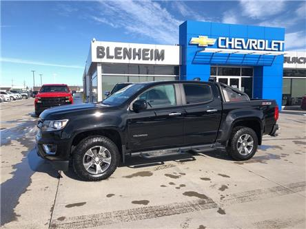 2018 Chevrolet Colorado Z71 (Stk: 1B001A) in Blenheim - Image 1 of 18