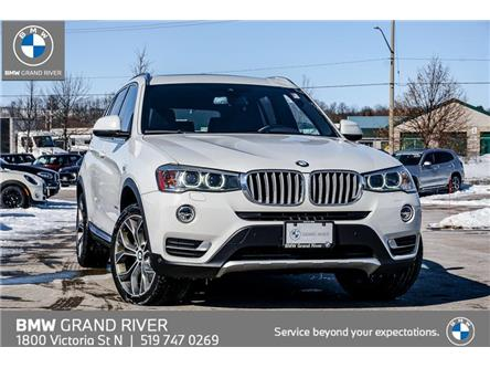 2017 BMW X3 xDrive28i (Stk: PW5802) in Kitchener - Image 1 of 25