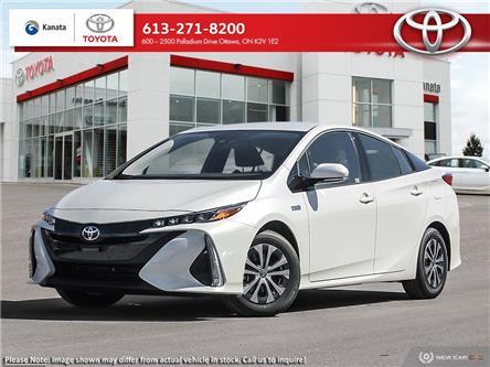 2021 Toyota Prius Prime Base (Stk: 90850) in Ottawa - Image 1 of 24