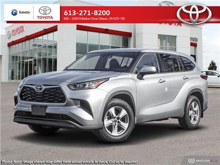 2020 Toyota Highlander L (Stk: 90686) in Ottawa - Image 1 of 24