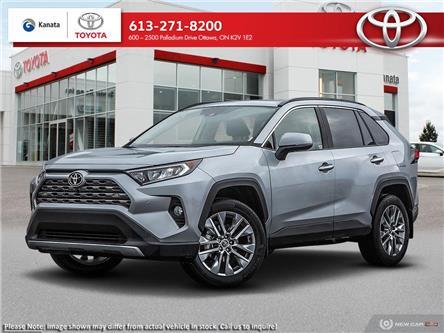 2021 Toyota RAV4 Limited (Stk: 90863) in Ottawa - Image 1 of 11