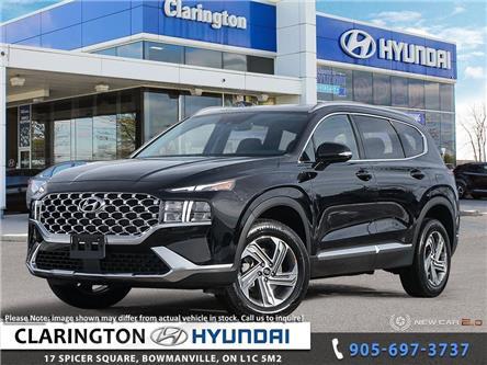 2021 Hyundai Santa Fe Preferred (Stk: 20999) in Clarington - Image 1 of 24