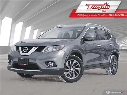 2016 Nissan Rogue  (Stk: TK381) in Carleton Place - Image 1 of 25