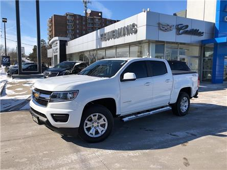 2019 Chevrolet Colorado LT (Stk: 21010A) in Chatham - Image 1 of 17