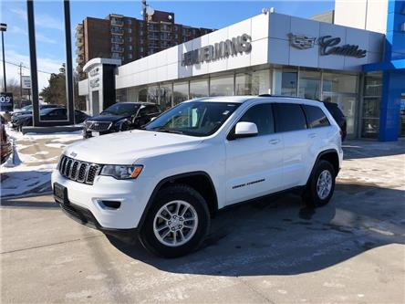 2020 Jeep Grand Cherokee Laredo (Stk: 21013A) in Chatham - Image 1 of 17