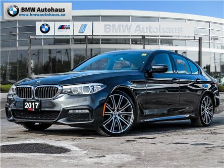2017 BMW 540i xDrive (Stk: P10140) in Thornhill - Image 1 of 33