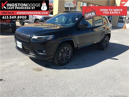 2020 Jeep Cherokee Limited (Stk: 20J030) in Kingston - Image 1 of 29