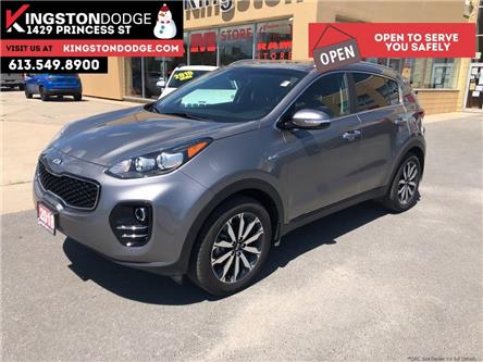 2018 Kia Sportage EX (Stk: 20J059A) in Kingston - Image 1 of 27