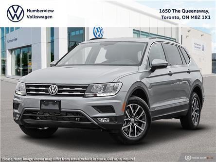 2021 Volkswagen Tiguan Comfortline (Stk: 98313) in Toronto - Image 1 of 23