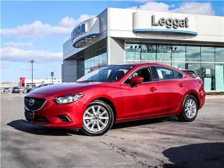 2017 Mazda MAZDA6 GS (Stk: 2448LT) in Burlington - Image 1 of 26