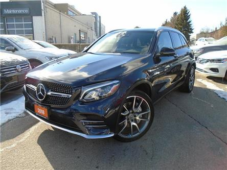 2018 Mercedes-Benz AMG GLC 43 Base (Stk: P7653) in Toronto - Image 1 of 21