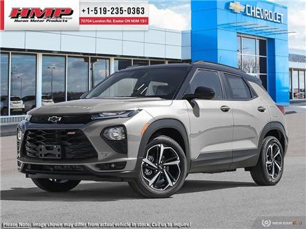 2021 Chevrolet TrailBlazer RS (Stk: 89945) in Exeter - Image 1 of 22