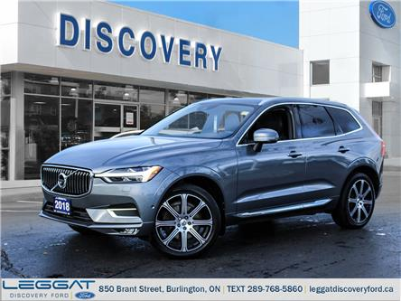 2018 Volvo XC60 T6 Inscription (Stk: 18-38078-T) in Burlington - Image 1 of 22