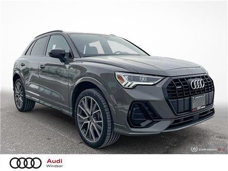 2021 Audi Q3 45 Progressiv (Stk: 21079) in Windsor - Image 1 of 30