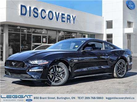 2021 Ford Mustang GT Premium (Stk: MU21-03362) in Burlington - Image 1 of 21
