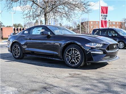 2021 Ford Mustang GT Premium (Stk: MU21-03362) in Burlington - Image 1 of 19