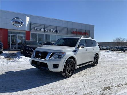 2020 Nissan Armada Platinum (Stk: 20-076) in Smiths Falls - Image 1 of 19
