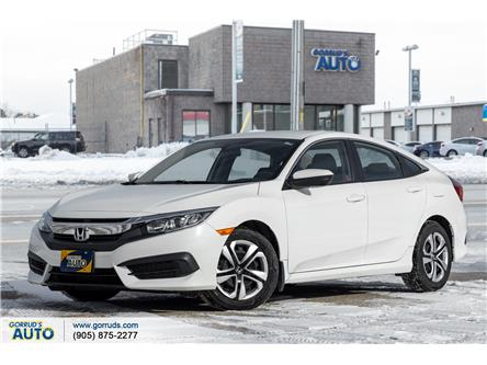 2017 Honda Civic LX (Stk: 031349) in Milton - Image 1 of 20
