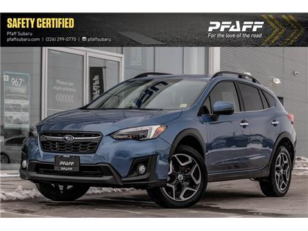 2018 Subaru Crosstrek Limited (Stk: SU0298) in Guelph - Image 1 of 23