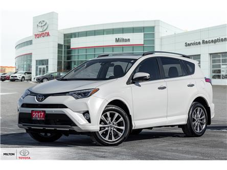 2017 Toyota RAV4 Limited (Stk: 603449) in Milton - Image 1 of 25