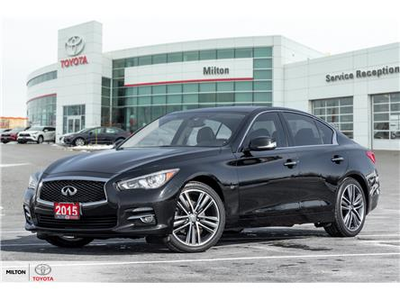 2015 Infiniti Q50 Base (Stk: 417447) in Milton - Image 1 of 25