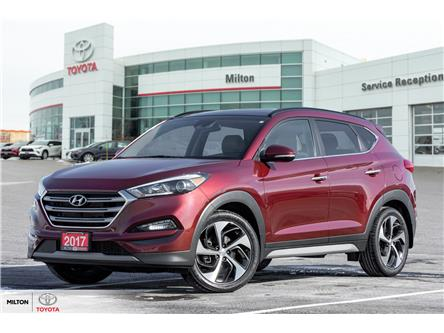 2017 Hyundai Tucson Ultimate (Stk: 302203) in Milton - Image 1 of 24