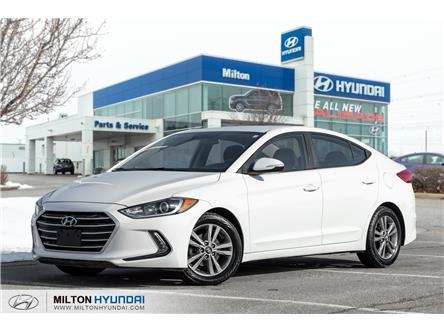 2017 Hyundai Elantra GL (Stk: 306412  ) in Milton - Image 1 of 20