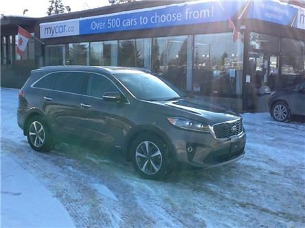 2019 Kia Sorento 3.3L EX (Stk: 210068) in North Bay - Image 1 of 21