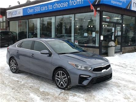 2020 Kia Forte EX+ (Stk: 210034) in North Bay - Image 1 of 21