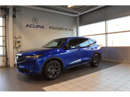 2022 Acura MDX A-Spec (Stk: N800040) in Brampton - Image 1 of 26