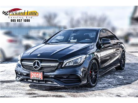 2018 Mercedes-Benz AMG CLA 45 Base (Stk: 510285) in Bolton - Image 1 of 24