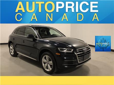 2018 Audi Q5 2.0T Technik (Stk: W2941) in Mississauga - Image 1 of 27