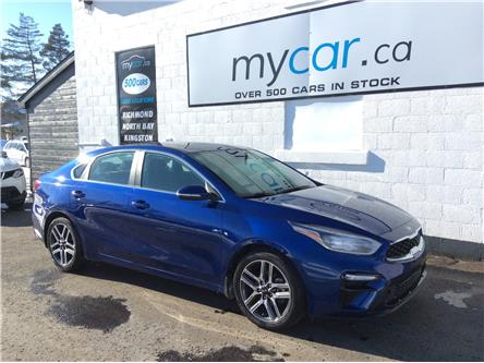 2020 Kia Forte EX+ (Stk: 210035) in Ottawa - Image 1 of 21