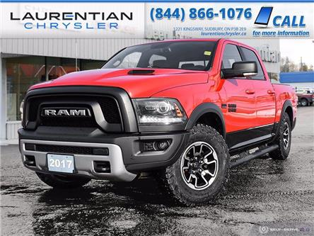 2017 RAM 1500 Rebel (Stk: 21112A) in Sudbury - Image 1 of 27