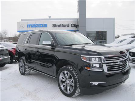 2017 Chevrolet Tahoe Premier (Stk: 00609) in Stratford - Image 1 of 33