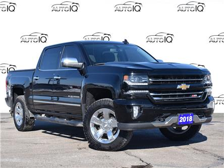 2018 Chevrolet Silverado 1500 2LZ (Stk: 21C131A) in Tillsonburg - Image 1 of 27