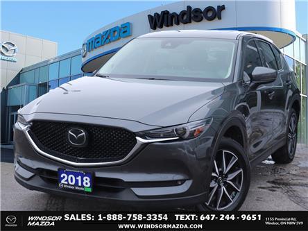 2018 Mazda CX-5 GT (Stk: PR61070) in Windsor - Image 1 of 25