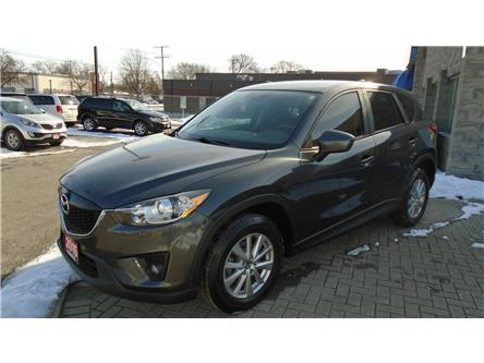2015 Mazda CX-5 GS (Stk: 5380A) in Sarnia - Image 1 of 14