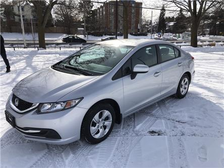 2015 Honda Civic LX (Stk: ) in Ottawa - Image 1 of 16