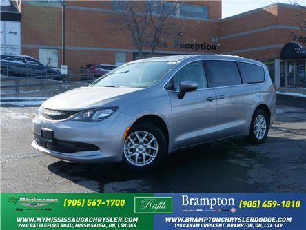 2021 Chrysler Grand Caravan SXT (Stk: 21201) in Mississauga - Image 1 of 6