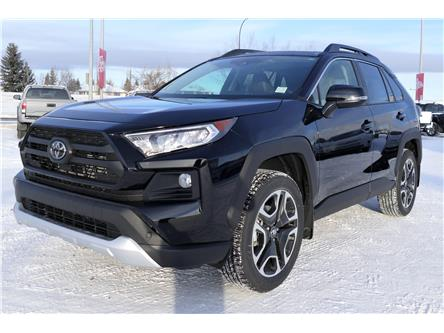 2020 Toyota RAV4 Trail (Stk: HHL132A) in Lloydminster - Image 1 of 10
