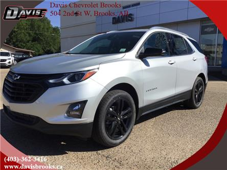 2020 Chevrolet Equinox LT (Stk: 218873) in Brooks - Image 1 of 20