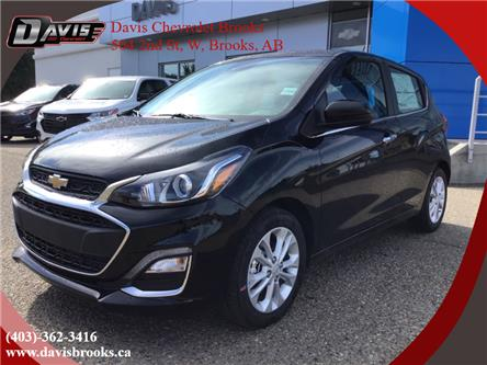 2020 Chevrolet Spark 2LT CVT (Stk: 218874) in Brooks - Image 1 of 19