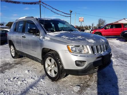 2011 Jeep Compass Sport/North (Stk: ) in Kemptville - Image 1 of 16