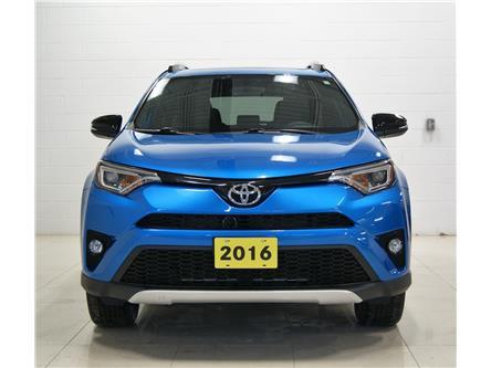 2016 Toyota RAV4 SE (Stk: P6224) in Sault Ste. Marie - Image 1 of 15