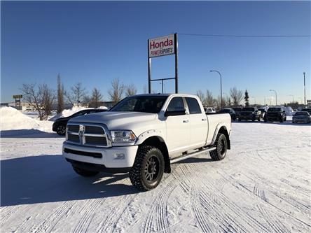 2014 RAM 3500 Longhorn (Stk: P20-085) in Grande Prairie - Image 1 of 26