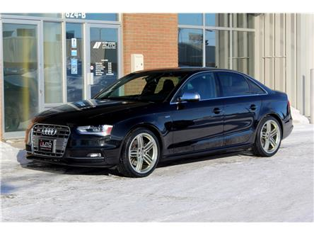 2015 Audi S4 3.0T Technik (Stk: 042544) in Saskatoon - Image 1 of 30