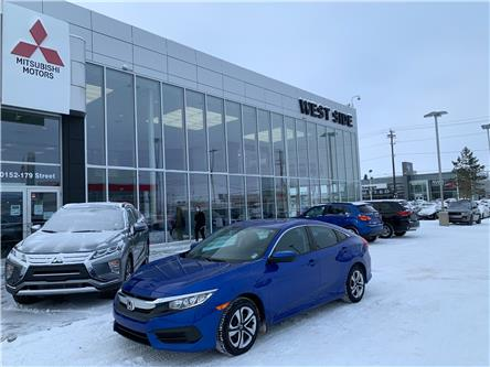 2016 Honda Civic LX (Stk: 22701A) in Edmonton - Image 1 of 21