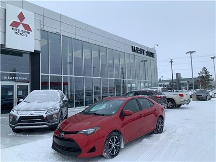 2017 Toyota Corolla LE (Stk: BM4033A) in Edmonton - Image 1 of 25