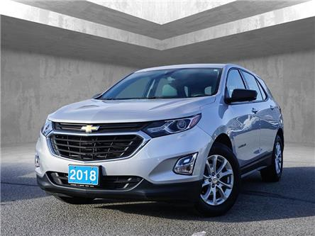 2018 Chevrolet Equinox LS (Stk: 9655A) in Penticton - Image 1 of 18